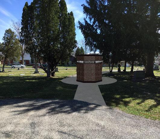 Columbarium image 1